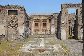 Ancient Roman Atrium