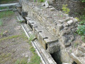 Ancient Roman Sewage System