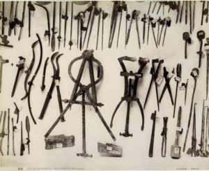 Ancient Roman Tools