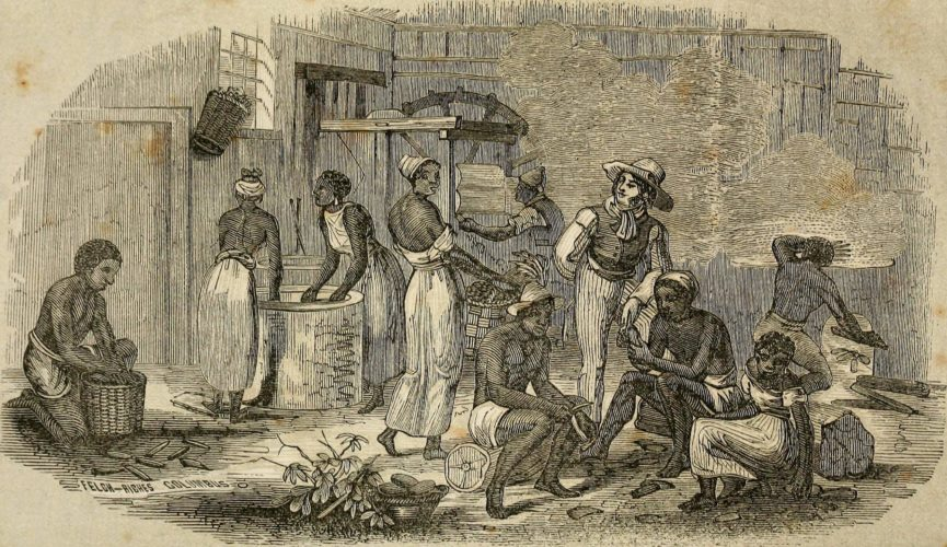 the treatment of slaves in the 17th and 18th centuries By the end of the 17th century, racism became common among the people as the justification for the most degrading form of slavery as the slave trade declined, so did the mistreatment of the black people.