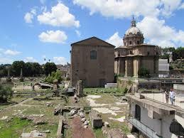 Ancient Roman Temples