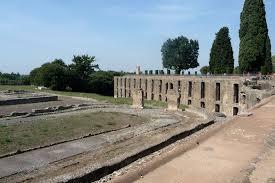 Roman Roads System