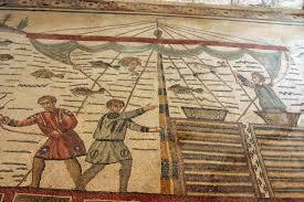 Roman Soccer Game
