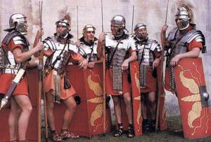 Ancient Roman Soldiers Life