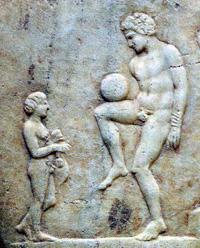 Ancient Roman Ball Games